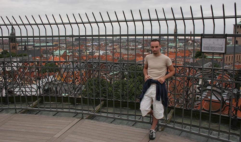 Marco Famà - Copenhagen - 2005