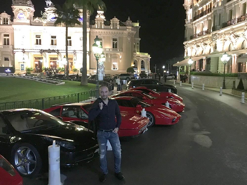 Marco Famà - Principato di Monaco - 2016
