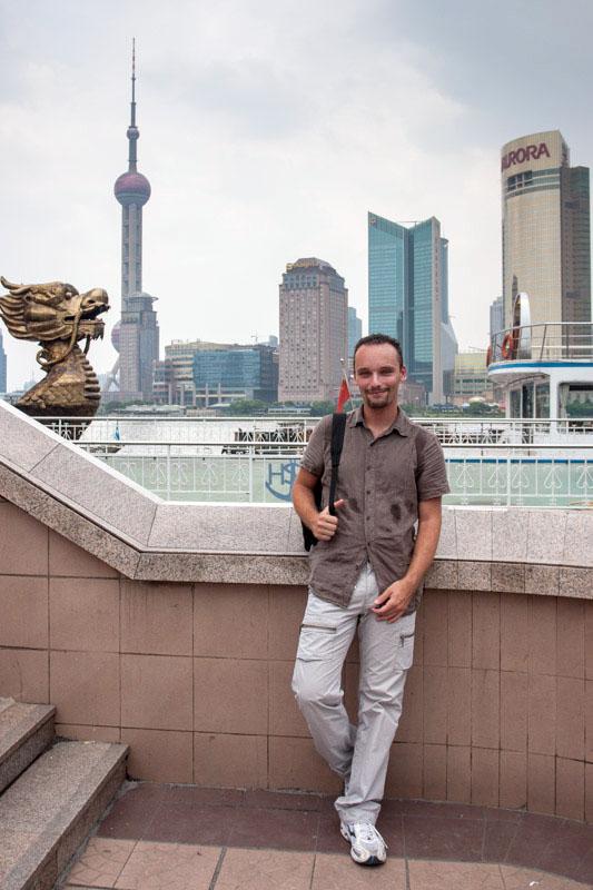 Marco Famà - Cina, Shanghai Bund, 2006